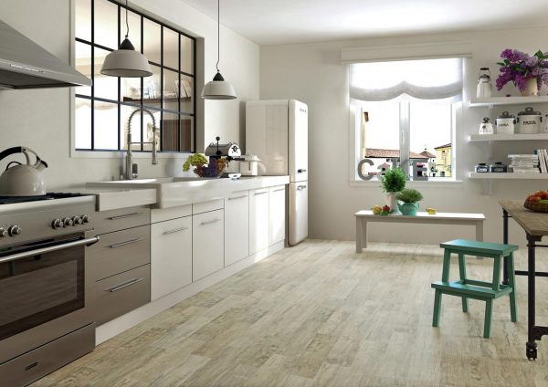 RECYCLE ROVERE BIANCO