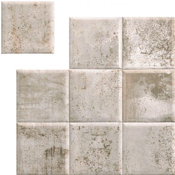 Tin Tile Grey
