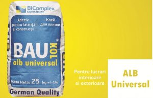 BAUkol Universal alb