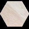 ceramic.md arosa hex beige