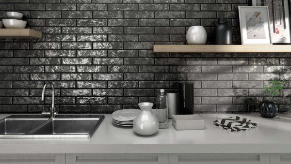 ceramic.md brickwall negro