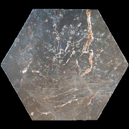 ceramic.md kenia hex negro