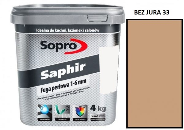 Ceramic.md Sopro Saphire Bez Jura 33 4kg