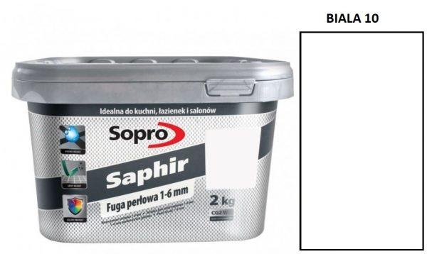 Ceramic.md Sopro Saphire Biala 10 2kg