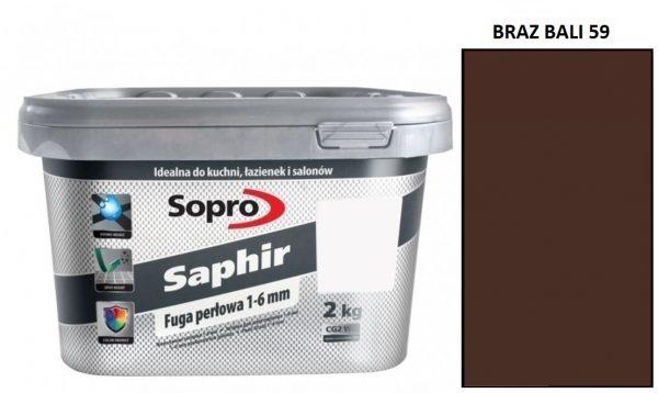 Ceramic.md Sopro Saphire Braz Bali 59 2kg