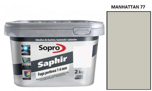 Ceramic.md Sopro Saphire Manhattan 77 2kg
