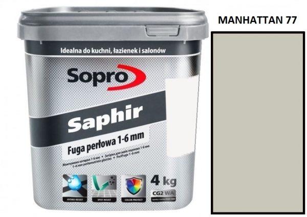 Ceramic.md Sopro Saphire Manhattan 77 4kg