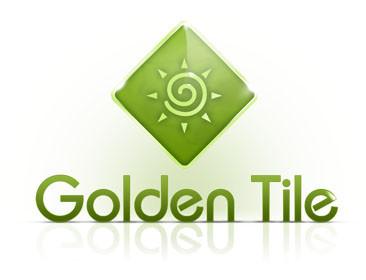 golden tile logo