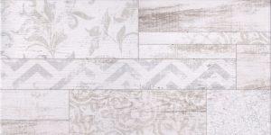 San-Remo White Geometria Decor